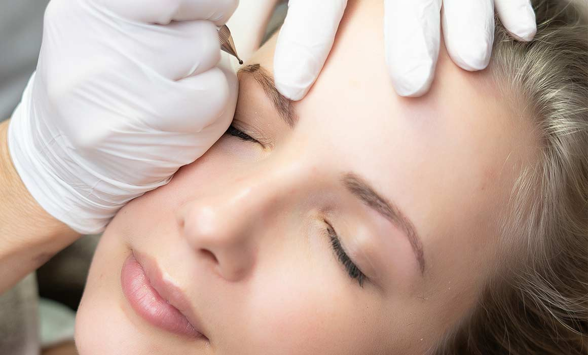 Professionelles Permanent Make-up by LiliBrown